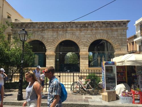 La Loggia Rethymnon Crète