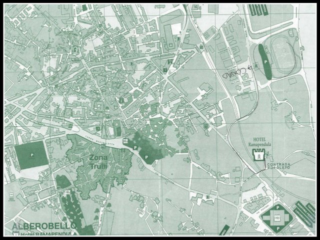 PLAN ALBEROBELLO
