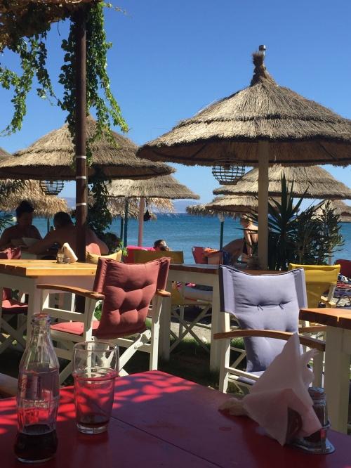 restaurant Agia Galini Crète