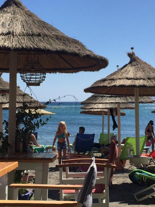 Restaurant au bord de l'eau Agia Gallini Crète