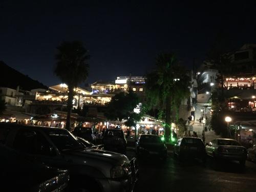Agia Galini nuitCrète