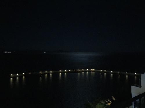 Mer nuit Gaia Gallini Crète