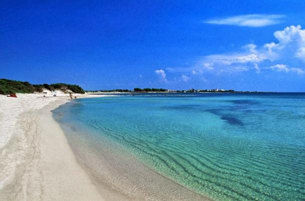 porto cesareo la plage